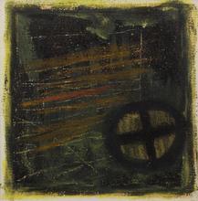 Untitled (Dark Green), c.1986