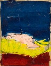 Study for Reclining Figure