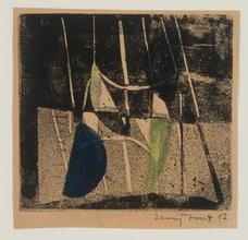 Untitled, Double Quay, 1952