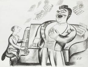 Untitled (Singing Tenor and Pianist)