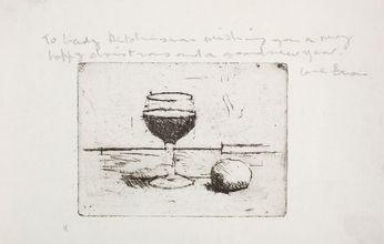 Wineglass, c.1960