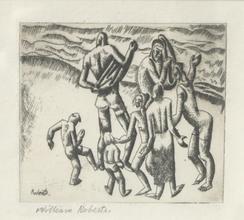 Bathers, 1924-25