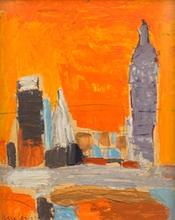 Study for Houses of Parliament