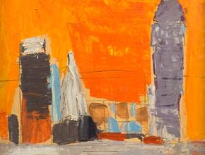 Peter Kinley: abstracting the real