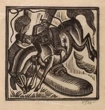 Huntsman leaps over Gulliver's Foot
