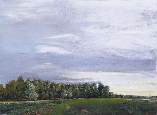 JULIAN PERRY IN BBC4 DOCUMENTARY ON HISTORY OF BRITISH LANDSCAPE PAINTING