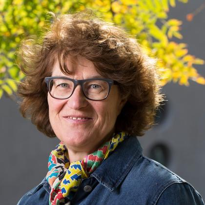 Ruth Genner, Zürich