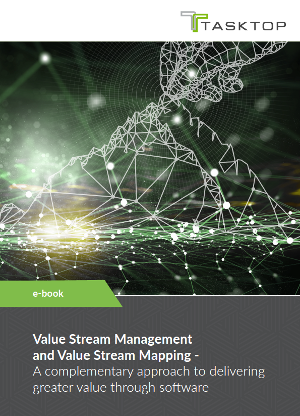 value stream management vs mapping
