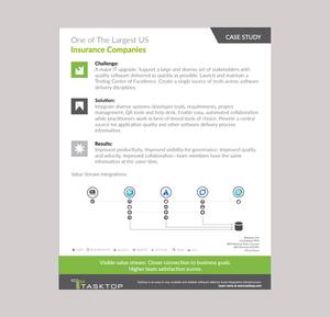 tasktop hub case study insurance