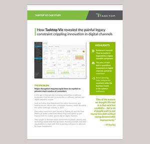 Tasktop Viz Financial Services Case