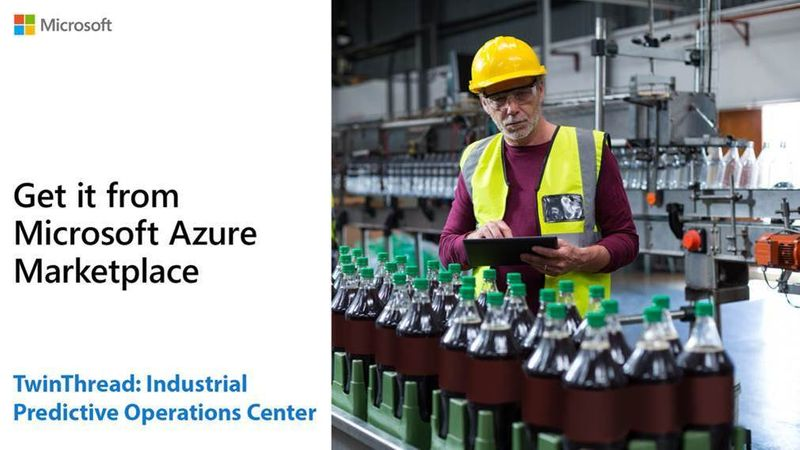 Get it on Microsoft Azure Marketplace