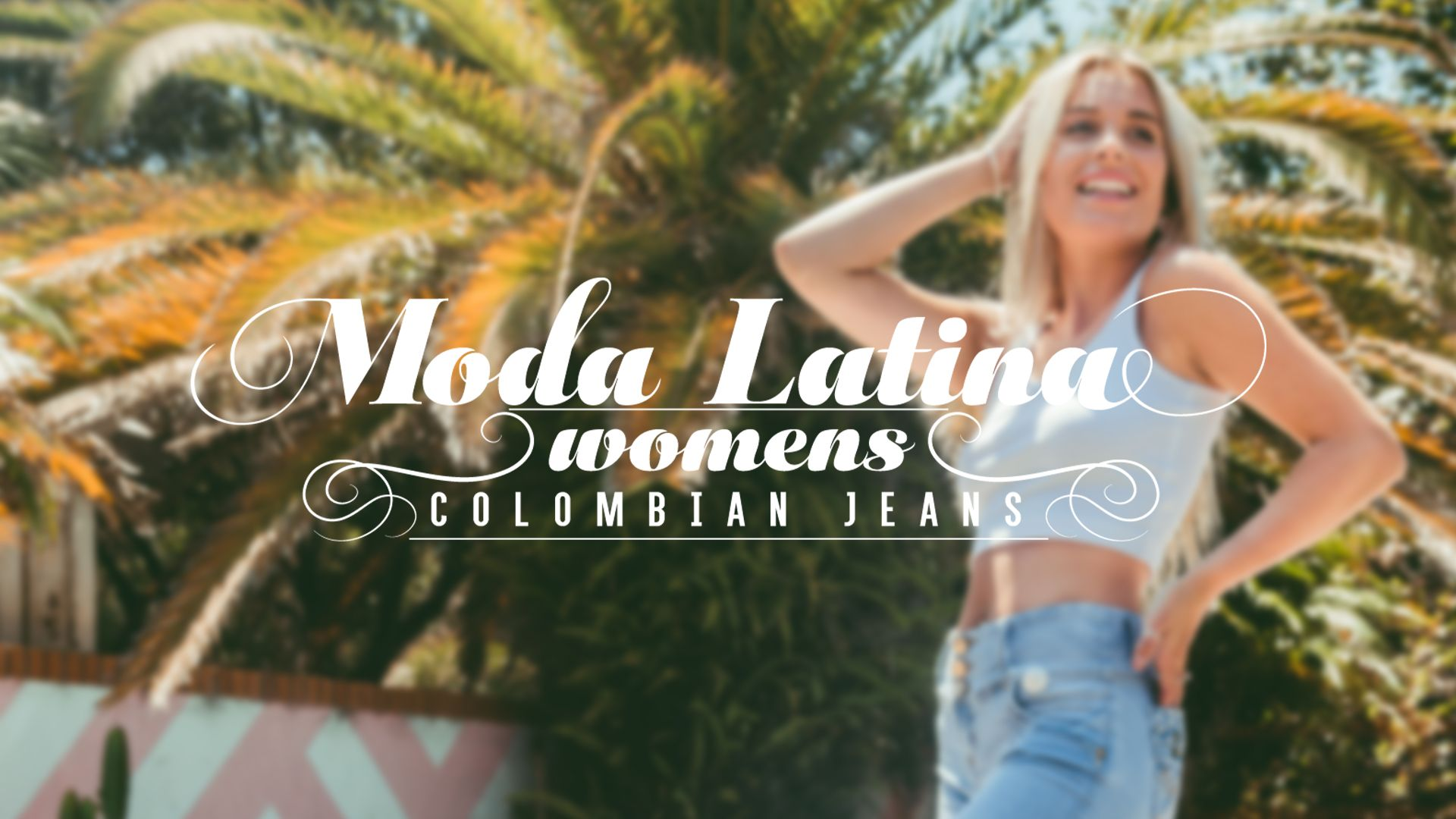 Website Design and Development for Moda Latina
