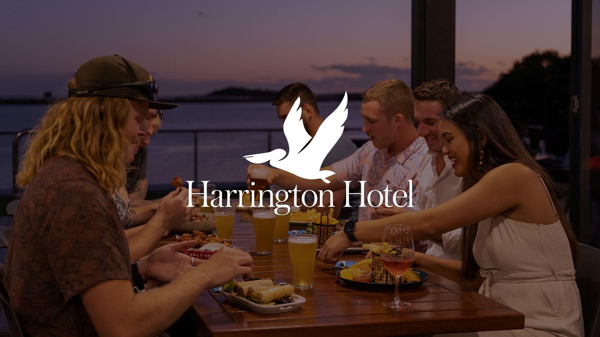 Sun, Surf, Sanity and The Harrington Hotel