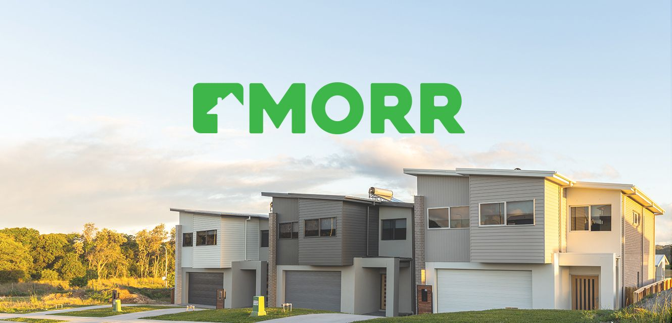 Graphic Design services for Morr