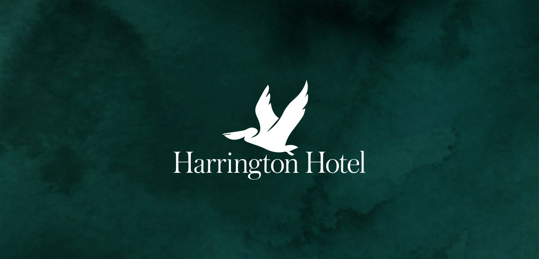Graphic Design services for  Harrington Hotel