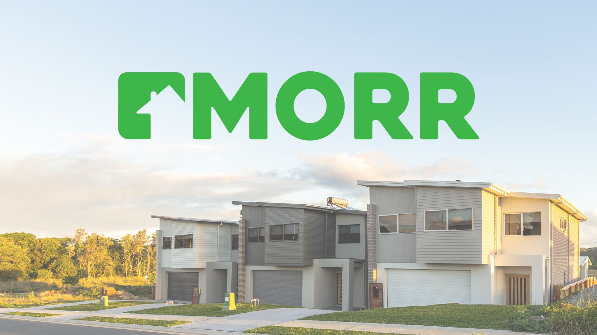 New Website for Morr Homes & Projects