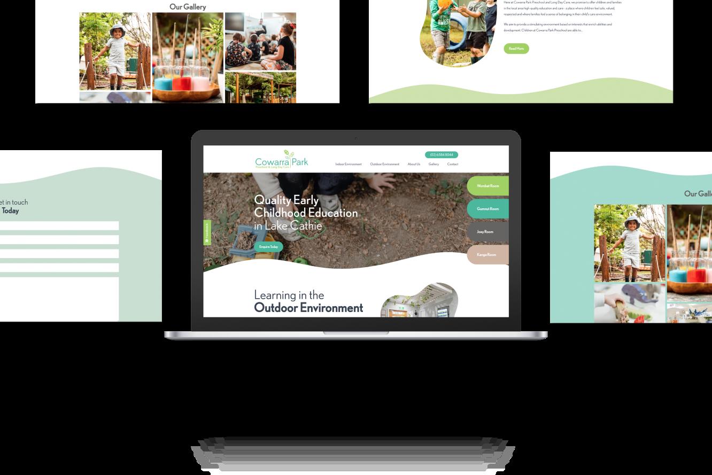 Website Development for Cowarra