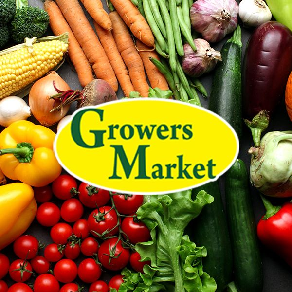 Website Rebuild for Growers Market