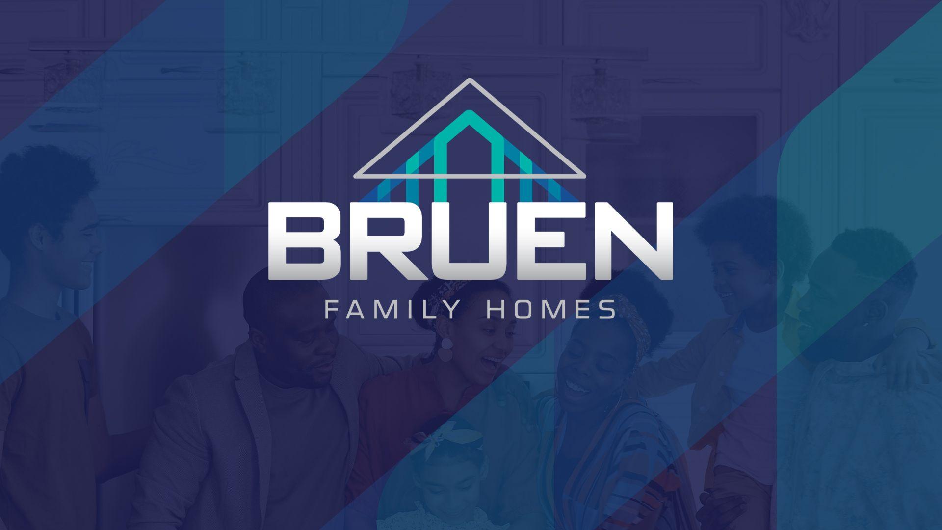 Website Development for Bruen Family Homes