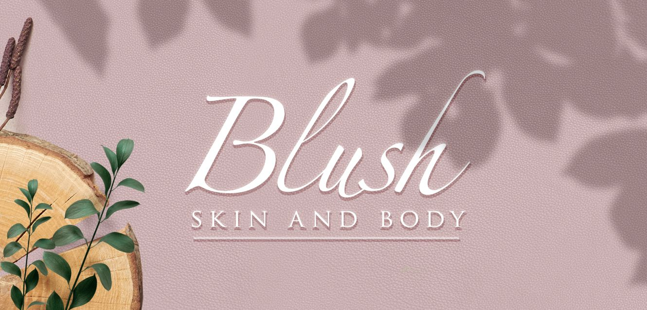 Graphic Design services for  Blush Skin & Beauty