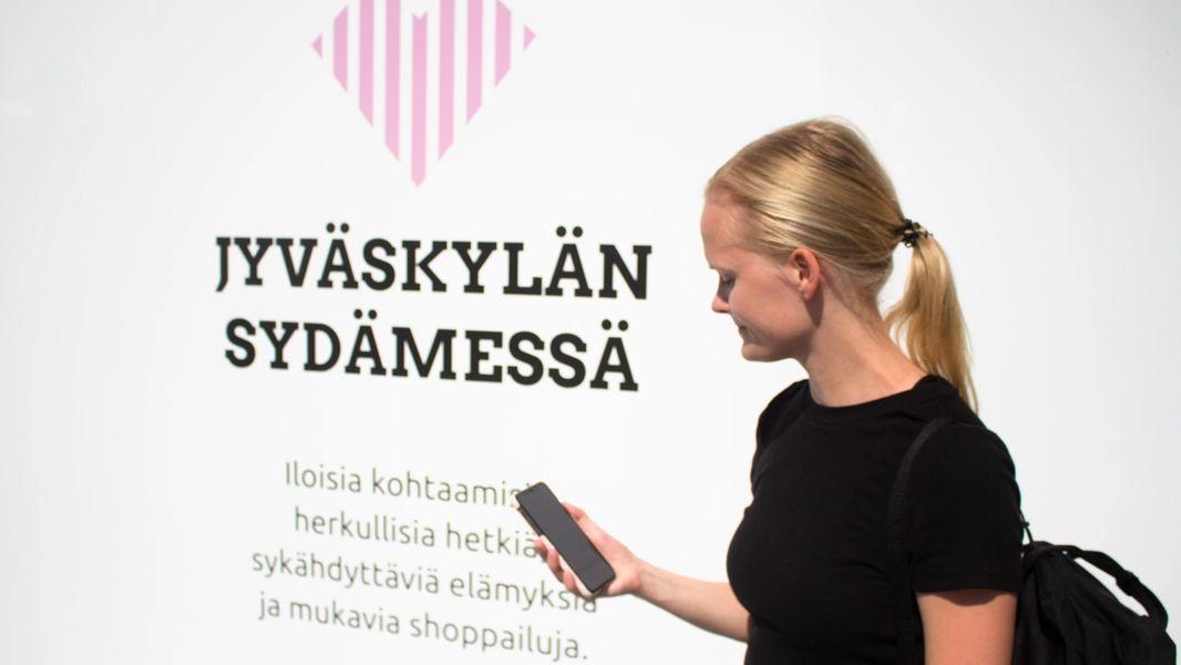 Shareway palvelu edistää Jyväskylän kaupungin keskustavisiota