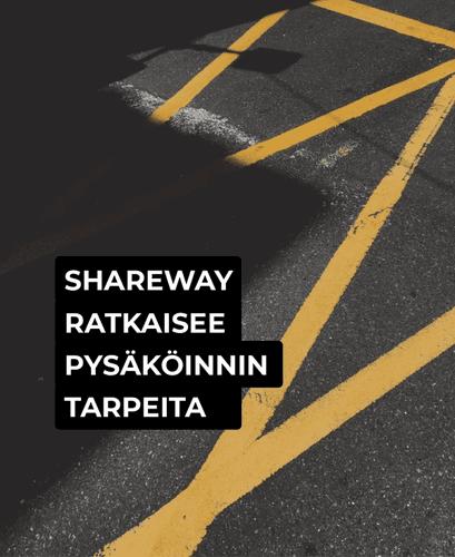 Pysäköi helposti ja edullisesti Jyväskylässä!