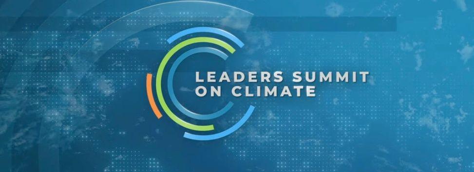 Biden's Leaders Summit on Climate