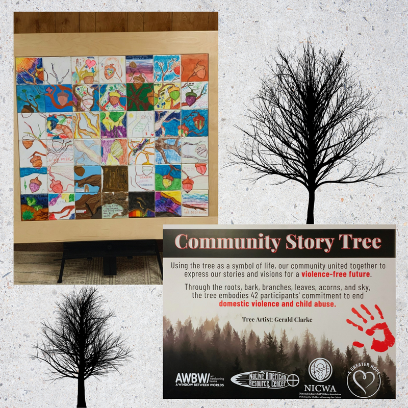 The Community Story Tree