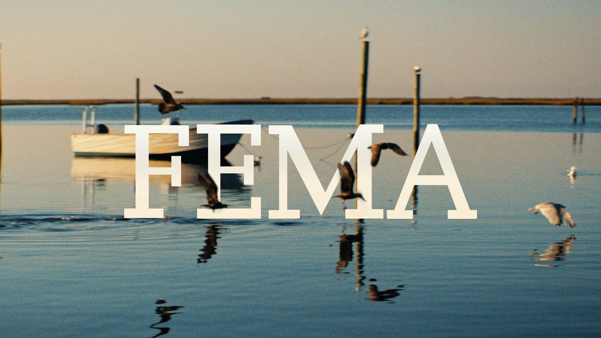 Anthem: FEMA
