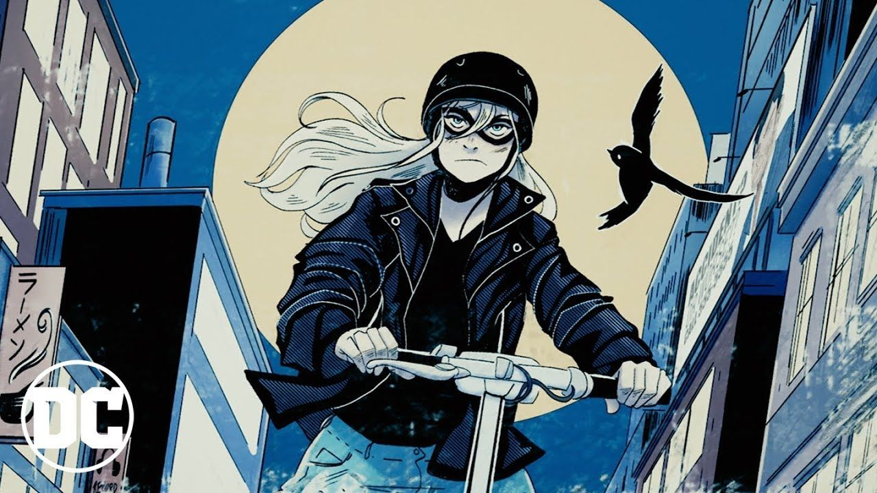 Graphic Novel Trailer: Black Canary Ignite
