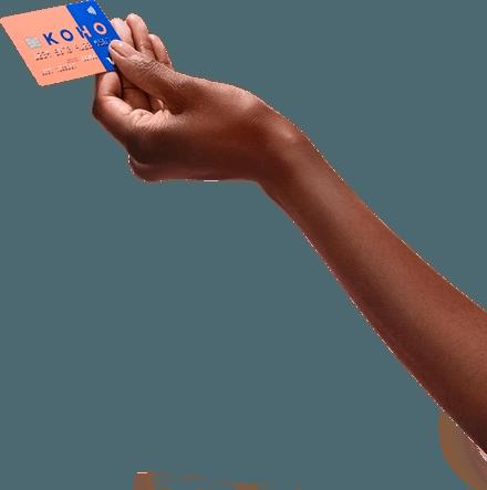 KOHO - Reloadable Prepaid Visa Card