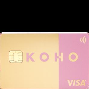 KOHO Visa Agreement