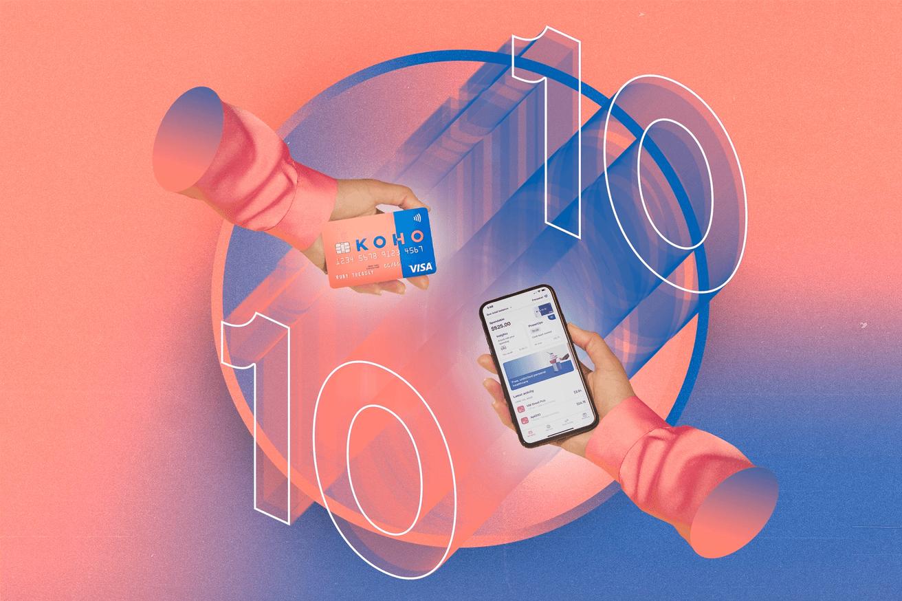 10 Raisons pour une Visa prépayée