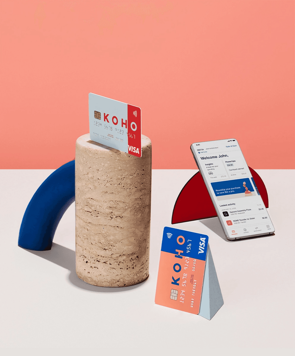 KOHO - Better Banking Exists
