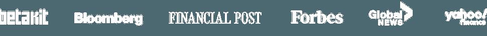 Preuve sociale - Presse Logos
