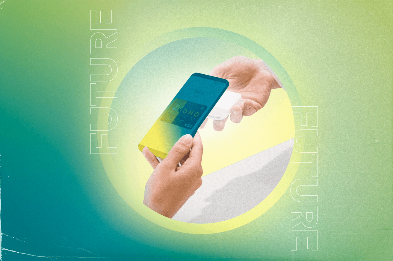 Cashless Digital Banking