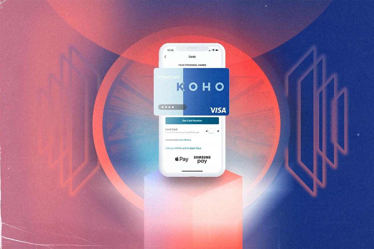 KOHO Virtual Credit Card