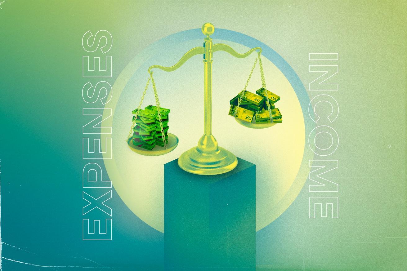 Expenses vs Spendings