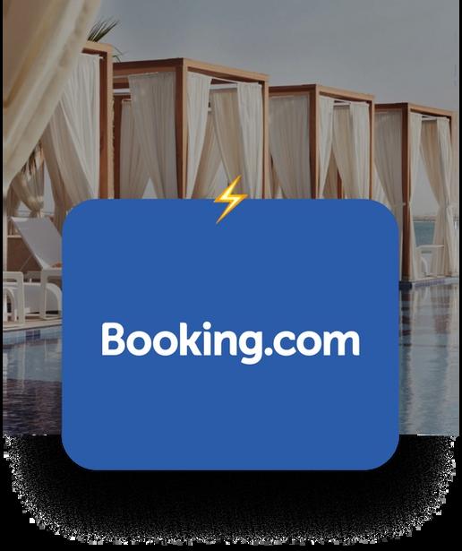 Booking.com Reward Partner