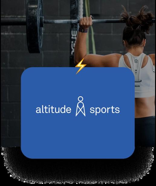 Altitude Sports Reward Partner