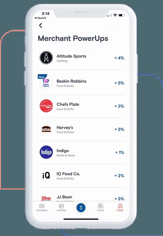 KOHO Merchants Powerup