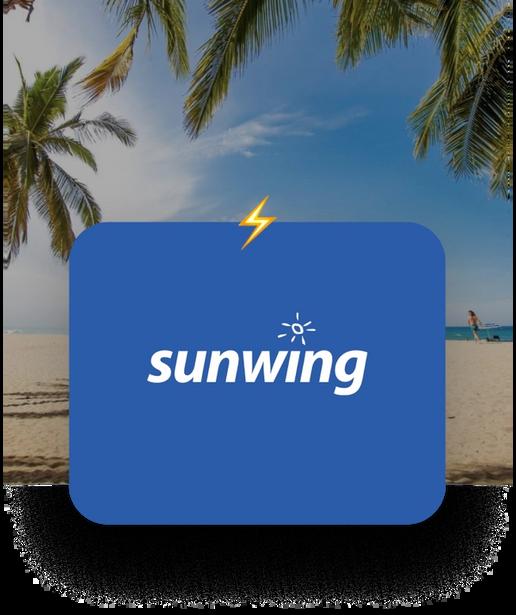 Sunwing Reward Partner