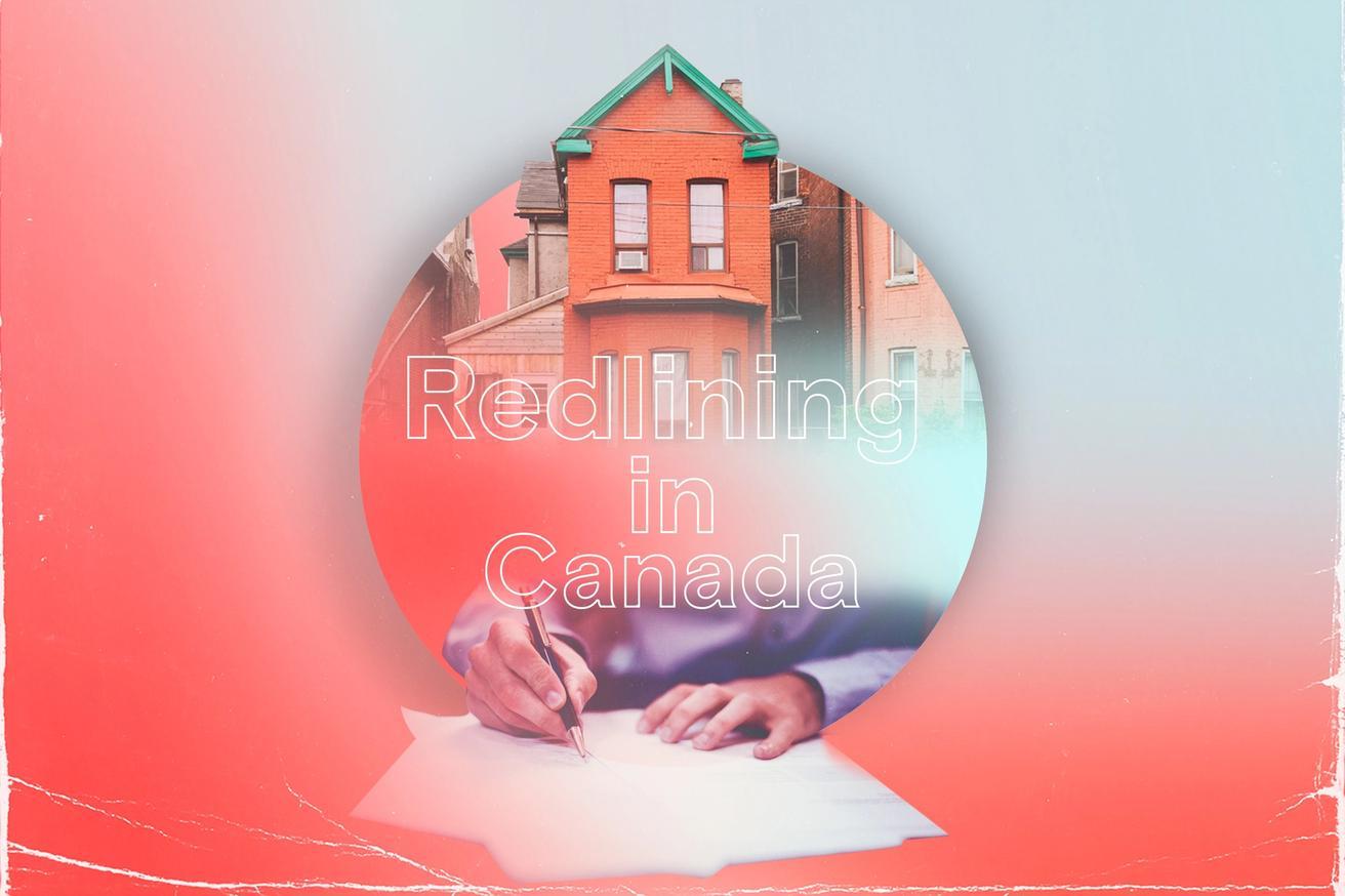 Redlining in Canada