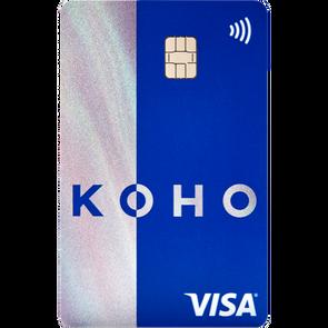 KOHO Premium Account Visa