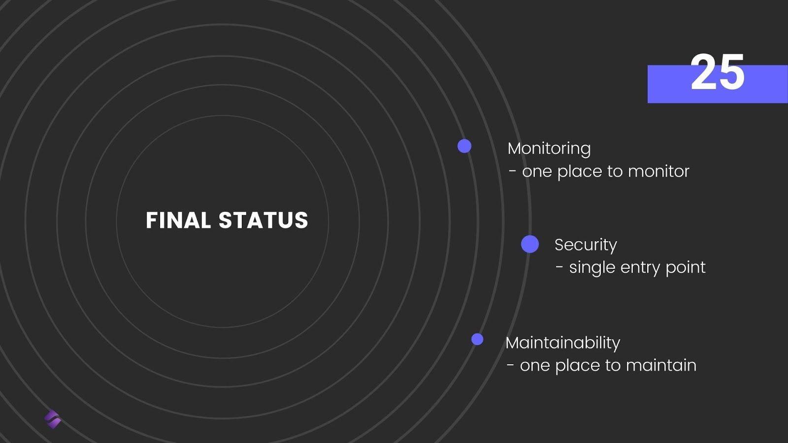 Unlocking eMobility platform using Open Standards - final status