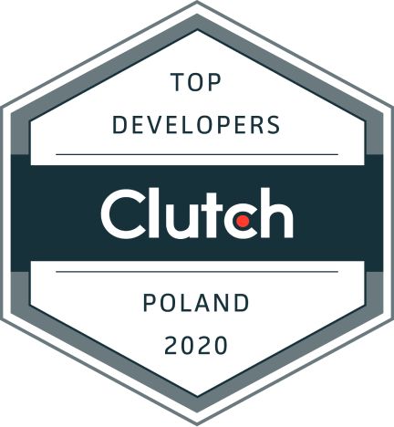 Clutch award for solidstudio 2020