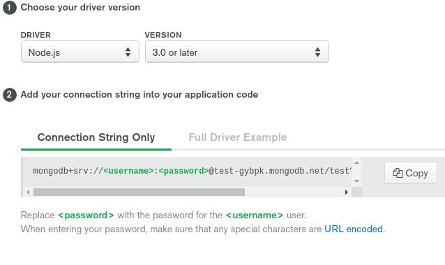 mongo_clusters_connect_application_details