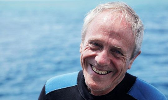 """The Godfather of Coral"" Joins Reef Research Expedition"