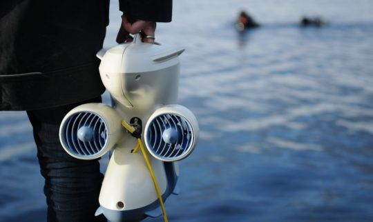 Thanks to this Underwater Drone, Australian Scientists are Exploring New Areas of the Great Barrier Reef