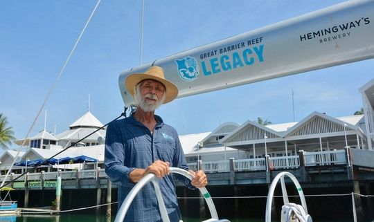 John Rumney's 35-Year Quest to Save The Reef